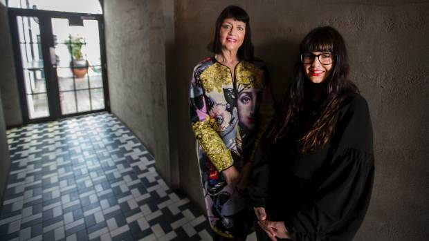 Taranaki Arts Festival Trust Suzanne Porter and Cleo Wood are elated both Womad NZ and Wood were nominated for a ...