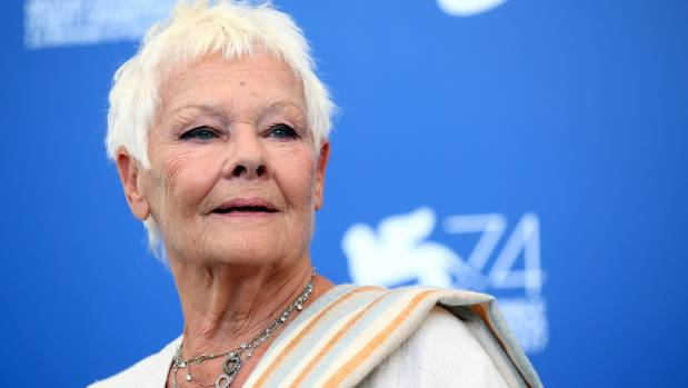 Judi Dench has made 41 movies, the highest number for any working British actress.