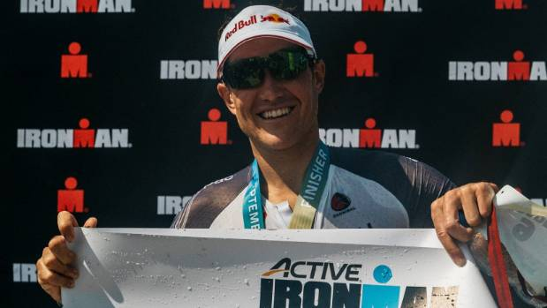 Red Bull endurance athlete Braden Currie, formerly of Methven and now of Wanaka, won the IRONMAN 70.3 Santa Cruz, in ...
