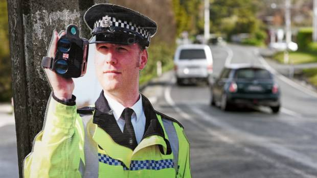 Policeman Pete works tirelessly for the Warkworth community.