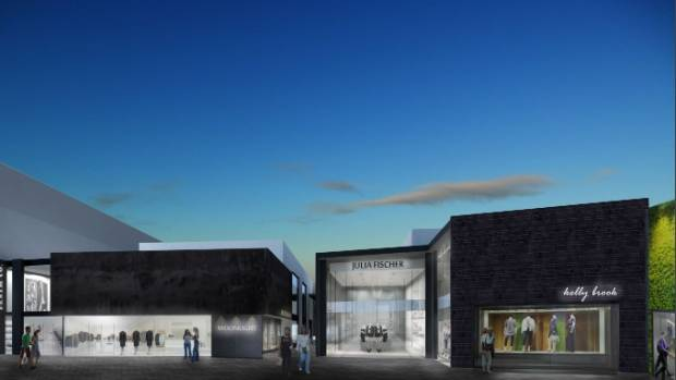 The planned rebuild for the Guthrey Centre site.