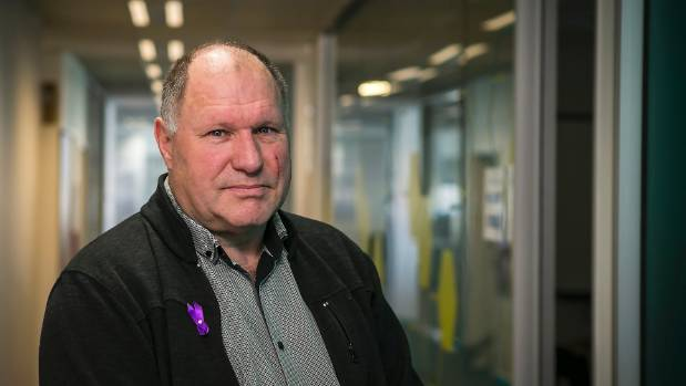 Canterbury suicide prevention coordinator David Cairns says he worries about suicide statistics every day.