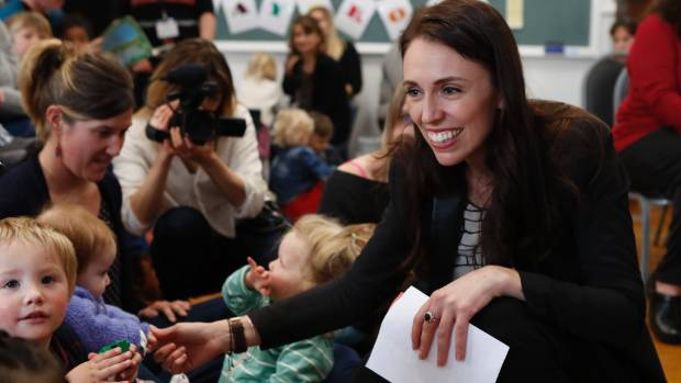 Labour leader Jacinda Ardern maintains she always supported Andrew Little in the leadership and that's why she told him ...