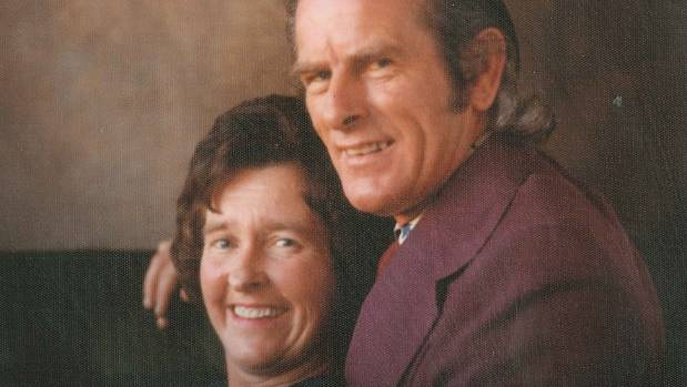 Jill and Collin List were married 66 years, and this month died seven days apart. This photo was taken in 1975.