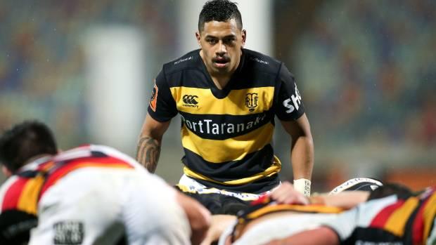 Taranaki halfback Te Toiroa Tahuriorangi will continue his combination with first five-eighth Stephen Perofeta.