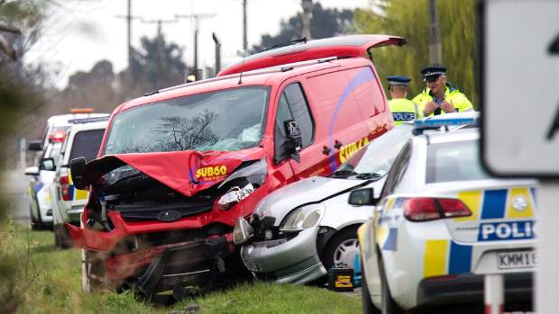 Ann Margaret Jones, 80 of Geraldine was killed in a a two-vehicle crash on State Highway 1, near Temuka on Wednesday ...
