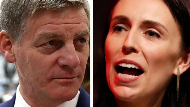 National leader Bill English says his party is asking the same questions as everyone else about Labour's campaign.