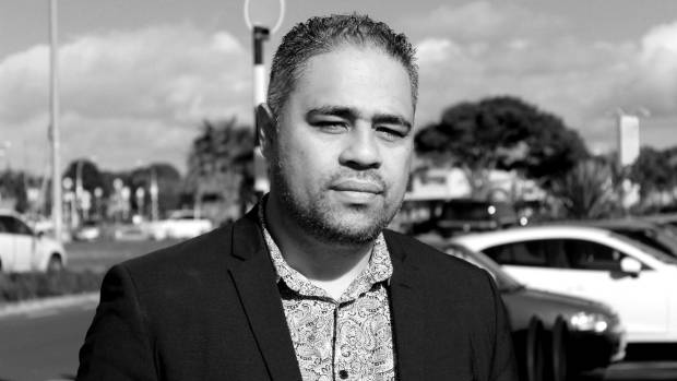 Peeni Henare, 37, lives in Blockhouse Bay and is the Labour Party candidate for Tamaki Makaurau.