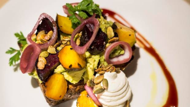 Meadow does a classic Avocado smash away from the hustle and bustle of the city.