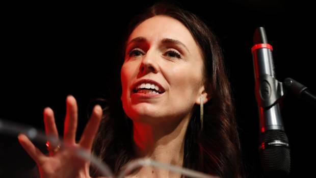 Jacinda Ardern had a rollercoaster day facing a vocal protester, the emotion of a visit to Pike River Memorial and she ...