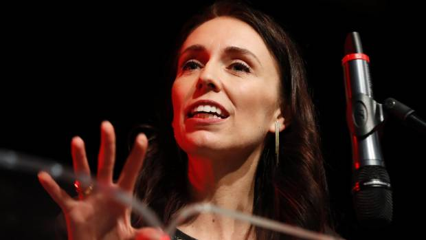 Jacinda Ardern had a mixed day having to u-turn on tax and cancel a visit to highlight water quality because of flooding ...