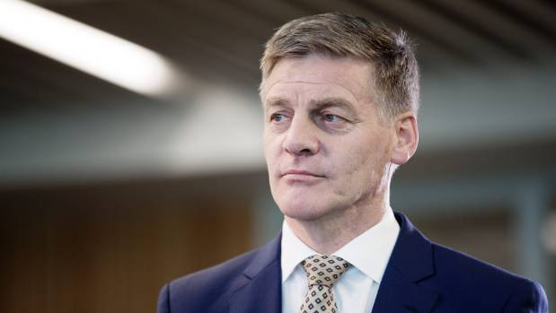 National leader Bill English is up one point in the preferred prime minister stakes in a new poll released today.