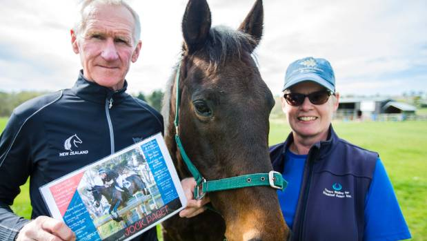 Riding for The Disable riders and volunteers have been given the opportunity to mix and mingle with one New Zealand's ...