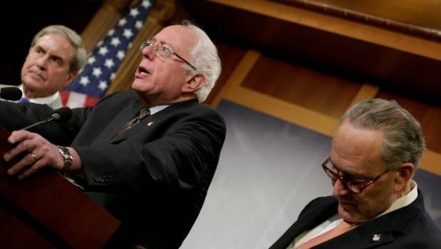Senator Bernie Sanders will introduce a bill to expand the Medicare health insurance program.