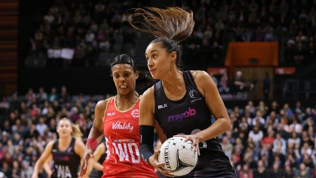 Maria Tutaia showed no sign of Sunday's struggles as she bounced back on Wednesday.