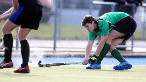 Reagan Stevenson in action for the South Canterbury senior men's team at the Ian Smith tournament earlier this year. He ...