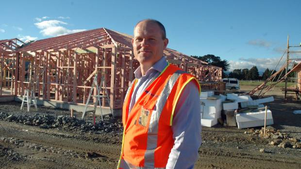 Summerset chief executive Julian Cook says land for retirement villages is scarce in Wellington.