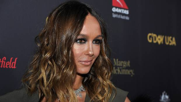 Actress Sharni Vinson attends the G'Day USA 2016 in LA