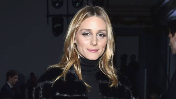 Olivia Palermo has the 'glossy' New Yorker look down pat.