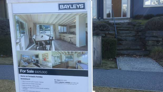 Todd Barclay's house in Arrowtown is on sale for $925,000