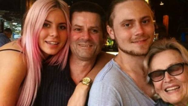 Bree Keller and her family, who have spoken of their devastation over her shock death.