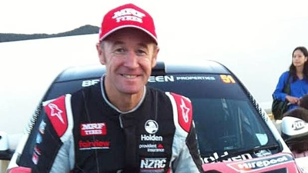 Greg Murphy promises to take it easy with Triple Eight's V6 twin-turbo engine.