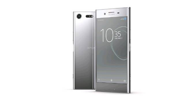 Sony's new 5.5-inch XZ Premium costs $1199.