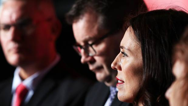 By making this announcement Jacinda Ardern and Grant Robertson have made a much smaller target of themselves.
