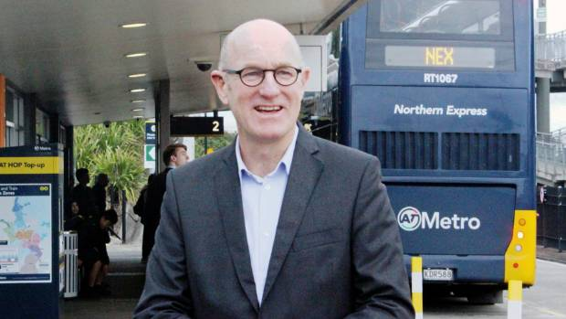 Auckland councillor for North Shore ward Chris Darby says the Northern Busway needs to be light rail by 2030.