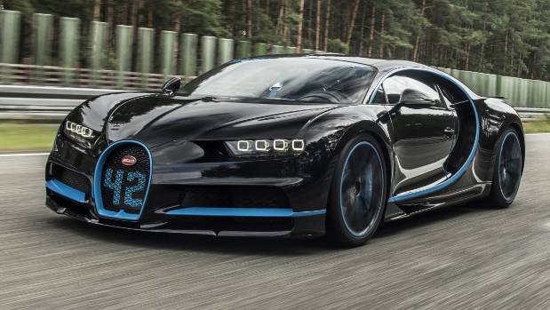 Bugatti Chiron Replacement Begins Development in 2019, Maybe With Hybrid Power