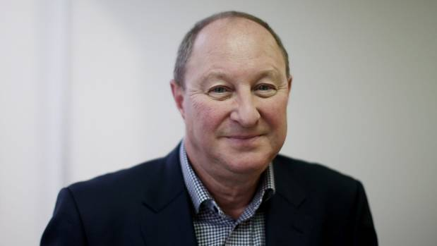 John Milford is the chief executive of the Wellington Chamber of Commerce.