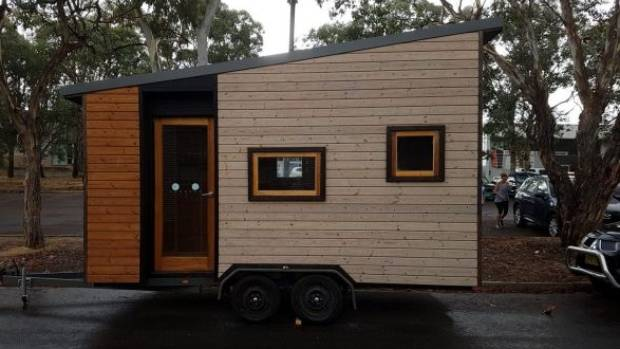 Man charged after police locate stolen tiny house in Queensland