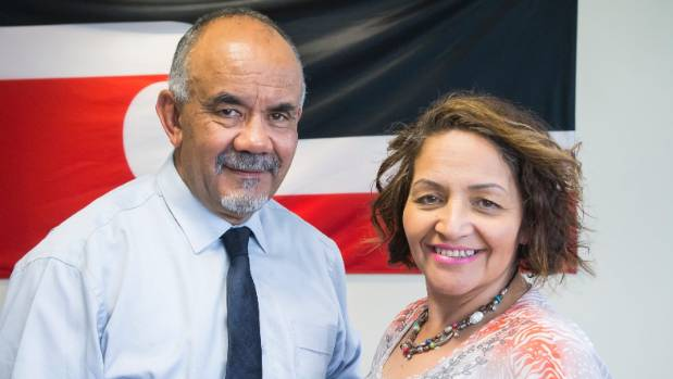 Māori Party co-leaders Te Ururoa Flavell and Marama Fox are both out of Parliament.