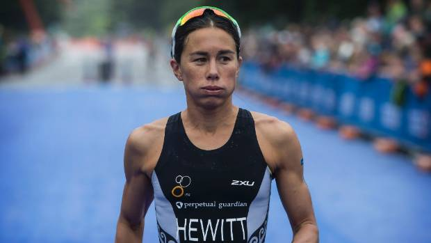 Kiwi triathlete Andrea Hewitt is aiming to get on the podium at the ITU World Triathlon Grand Final in Rotterdam this weekend