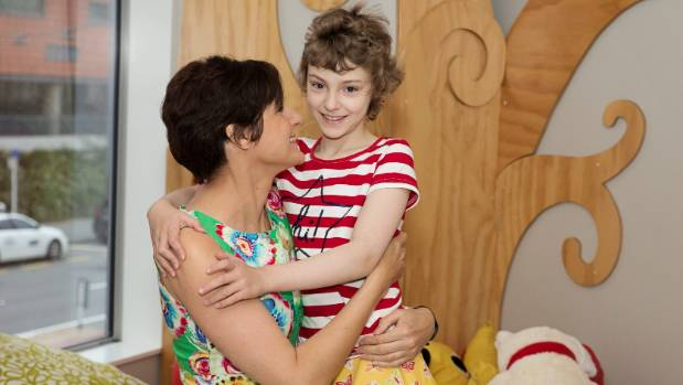 Julia Macer, with daughter Lily, says the support from RMH enabled her family to focus on what was important - getting ...