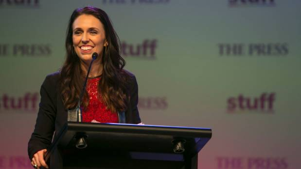 Labour leader Jacinda Ardern has provided much-needed clarity on tax.