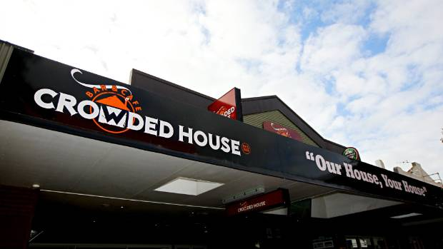 After accosting his victim inside New Plymouth's  Crowded House bar on August 20, Tahi Davis wasn't finished, actions ...