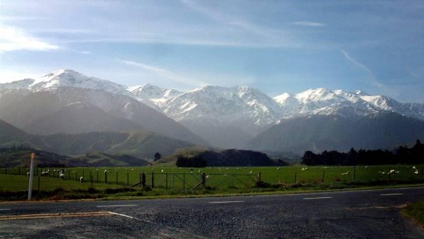 Te Korowai o Te Tai Marokura is pushing for the inclusion of the Kaikōura Canyon and mountains as part of a World ...