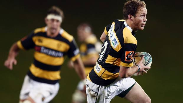 Marty McKenzie has stated to find form at fullback for Taranaki.