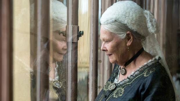 Judi Dench's performance in Victoria and Abdul will certainly put her in the mix for the upcoming awards season.