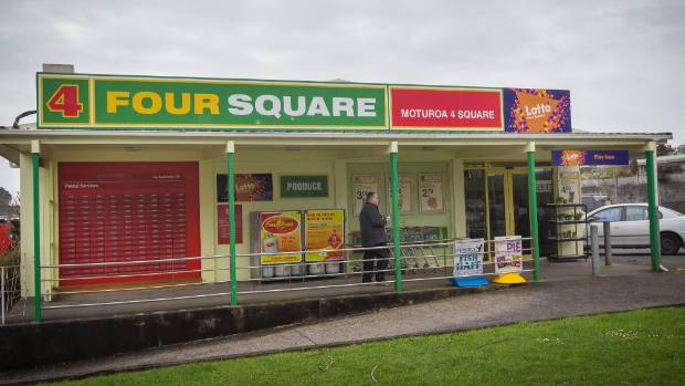 The Moturoa Four Square was targeted by thieves who stole tobacco and cigarettes in the early hours of Thursday morning.
