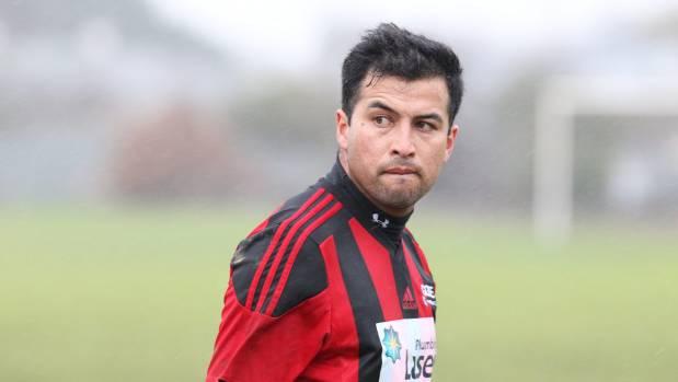 Gore Wanderers striker Miguel Ortiz scored 38 goals in the Donald Gray Cup.