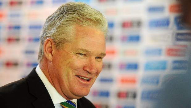 "Dean Jones: ""The bomb blast went off, the players hit the ground, the shock wave came through the grandstand and the ..."
