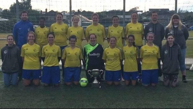 The Queens Park Association Football Club premier women's team had a successful season.