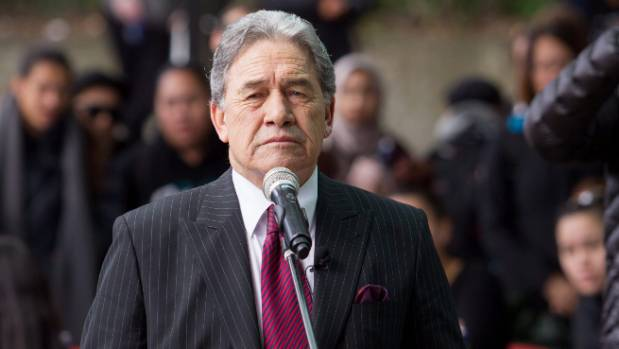 NZ First leader Winston Peters's personal pension information was leaked to the media.