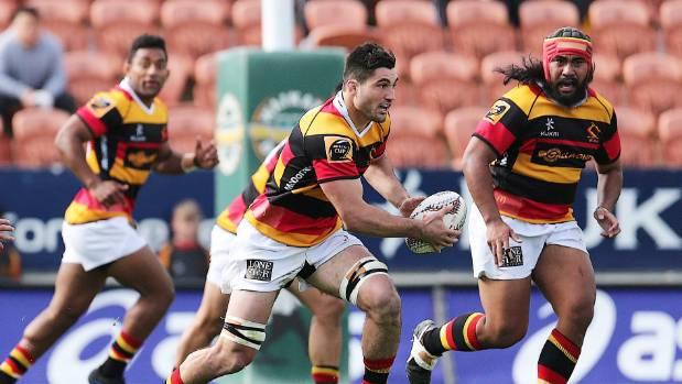 Luke Jacobson made his Waikato debut this year.