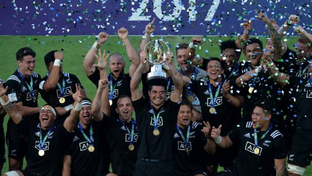 Luke captained New Zealand's under-20s to another world title in June.