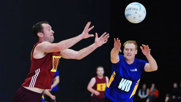 10092017News.John Hawkins.Southland Times/Stuff. Southland's Adam Newton goes for the ball against Dunedin A in the NZ ...