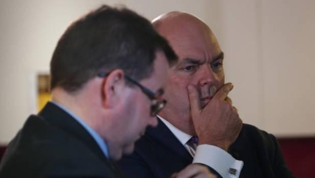 Steven Joyce and Grant Robertson battle it out in Stuff's finance debate.