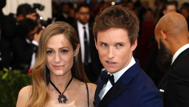 """Actor Eddie Redmayne and his wife Hannah Bagshawe were """"deeply unsettled"""" by stalker Gaby Stieger."""